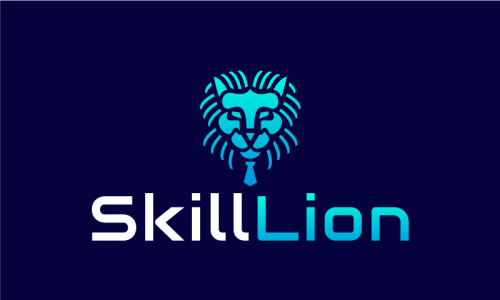 Skilllion - HR startup name for sale
