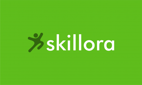 Skillora - E-learning company name for sale