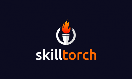 Skilltorch - Support startup name for sale