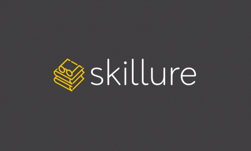 Skillure - Training startup name for sale