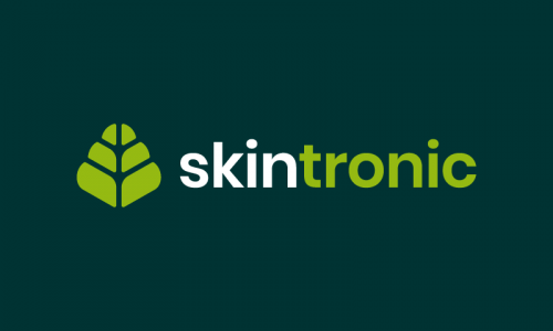 Skintronic - E-commerce company name for sale
