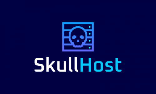 Skullhost - Programming company name for sale