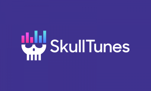 Skulltunes - Media product name for sale