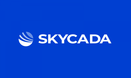 Skycada - Invented domain name for sale