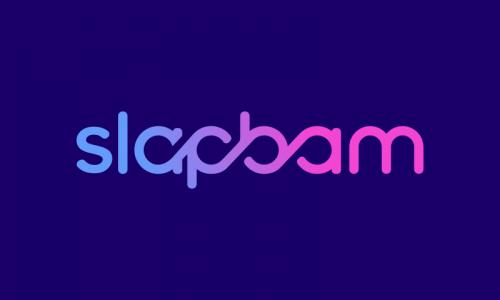 Slapbam - Marketing startup name for sale