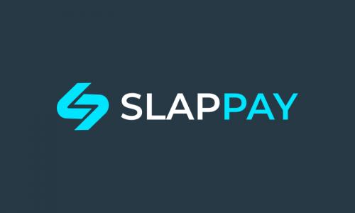 Slappay - Finance startup name for sale
