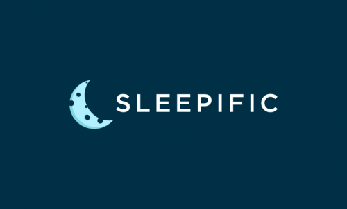 Sleepific - Wellness domain name for sale