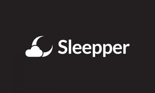 Sleepper - E-commerce startup name for sale