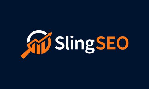 Slingseo - SEM startup name for sale