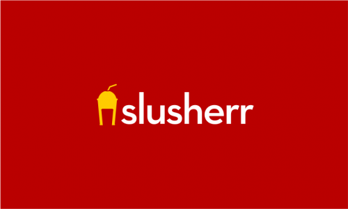 Slusherr - Retail company name for sale