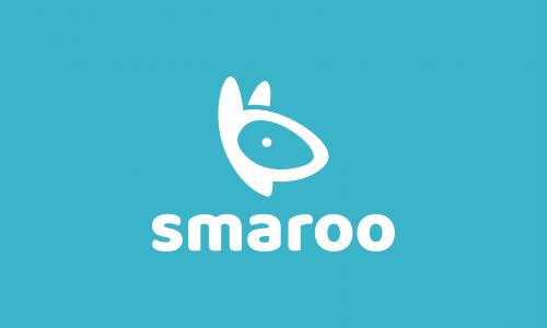 Smaroo - Social domain name for sale
