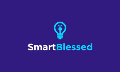 Smartblessed - Media domain name for sale