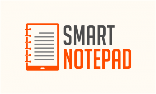 Smartnotepad - Technology startup name for sale