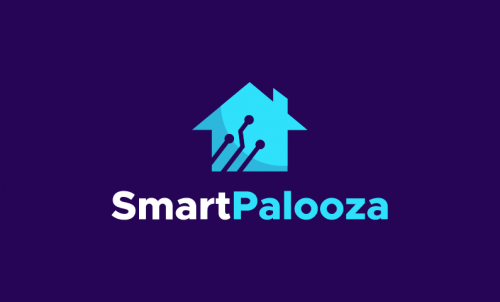 Smartpalooza - Smart home domain name for sale