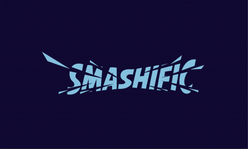Smashific - Possible brand name for sale