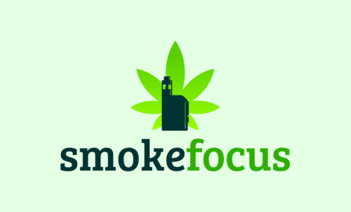 Smokefocus - Cannabis company name for sale