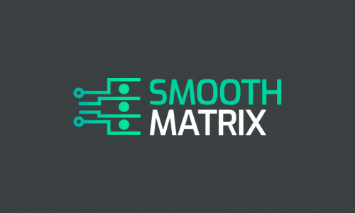 Smoothmatrix - Green industry company name for sale