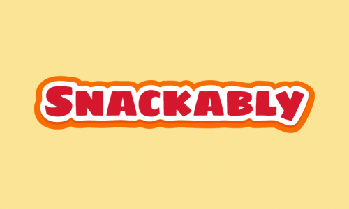 Snackably - Food and drink domain name for sale