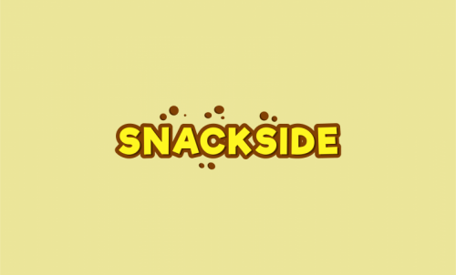 Snackside - Business name for a company in the food industry