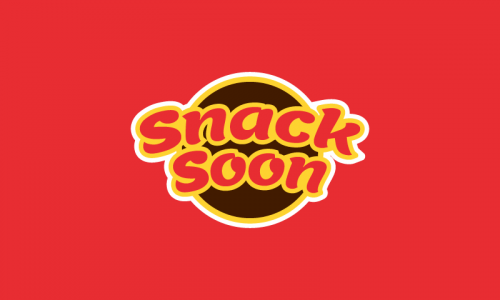 Snacksoon - Dining startup name for sale