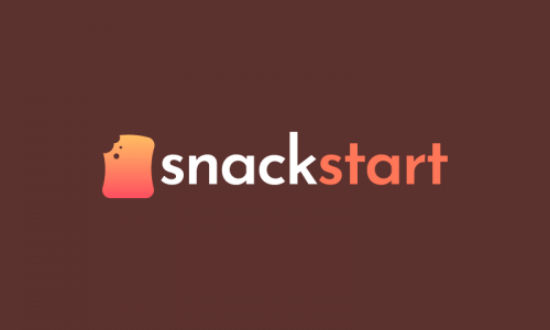 Snackstart - E-commerce company name for sale