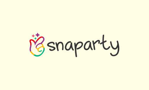 Snaparty - Business brand name for sale