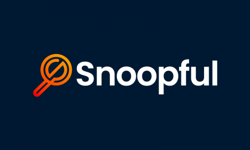 Snoopful - Business brand name for sale
