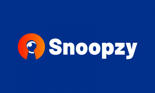 Snoopzy - AI brand name for sale