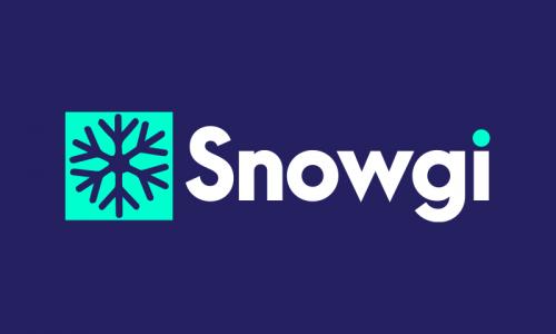 Snowgi - E-commerce product name for sale