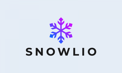 Snowlio - Modern domain name for sale