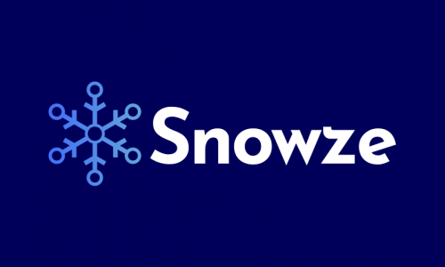 Snowze - Marketing company name for sale