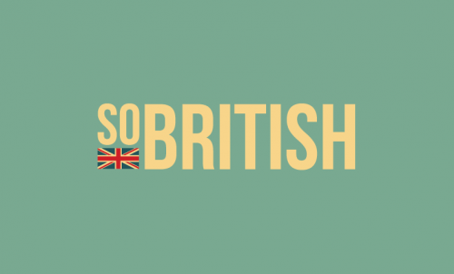Sobritish - Fly the flag with sobritish
