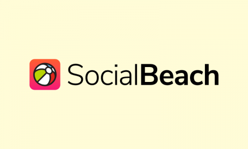 Socialbeach - Advertising business name for sale