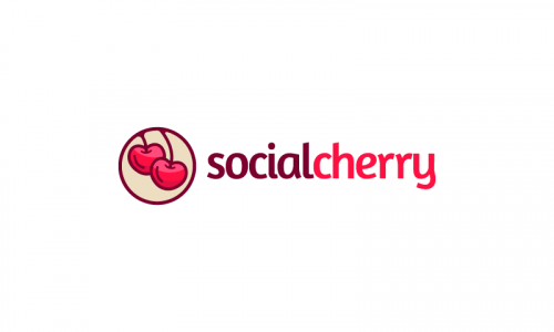 Socialcherry - Social company name for sale