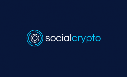 Socialcrypto - Social startup name for sale