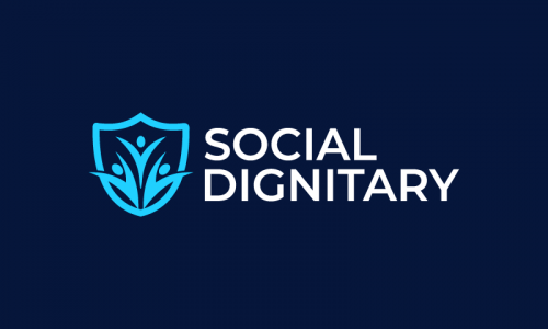 Socialdignitary - Social networks startup name for sale