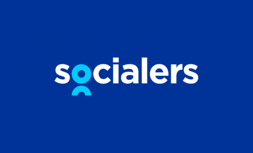 Socialers - Social brand name for sale