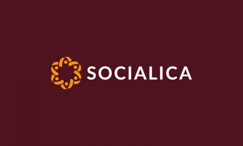 Socialica - Social networks domain name for sale