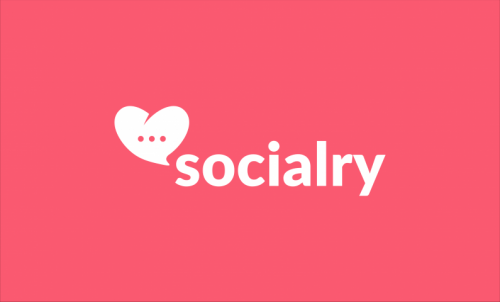 Socialry - Social domain name for sale