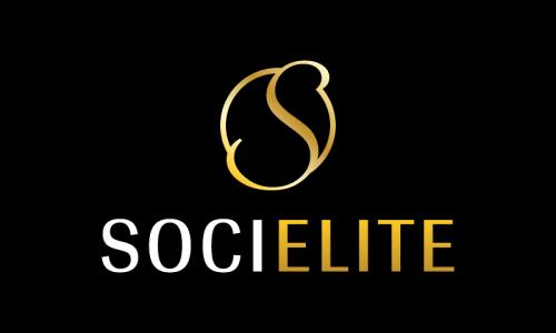 Socielite - Social startup name for sale