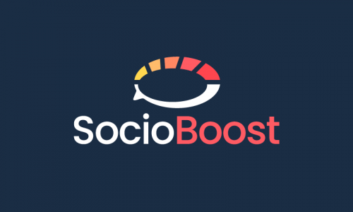 Socioboost - Marketing brand name for sale