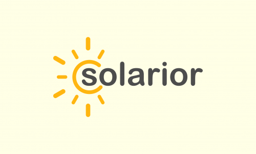 Solarior - Power startup name for sale
