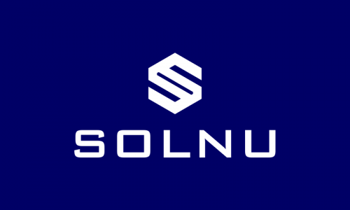 Solnu - Green industry company name for sale