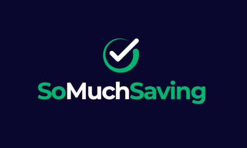Somuchsaving - E-commerce company name for sale