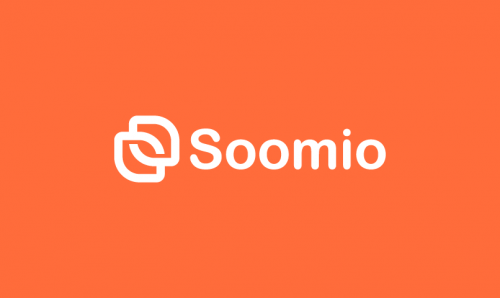 Soomio - Technology startup name for sale