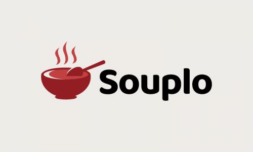 Souplo - Food and drink product name for sale