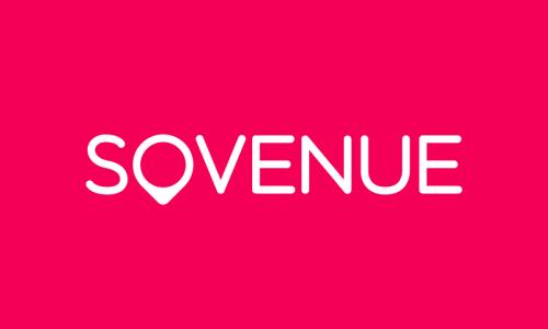 Sovenue - E-commerce company name for sale