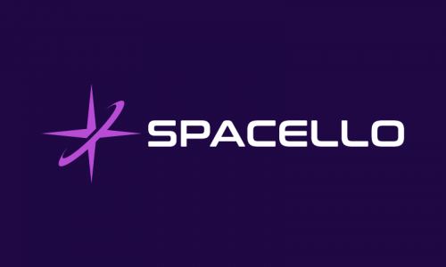 Spacello - Mobile domain name for sale