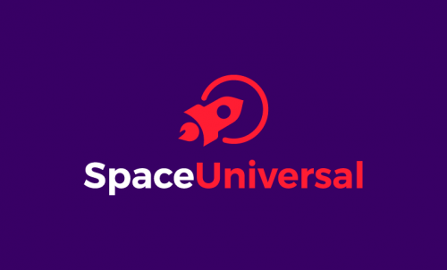 Spaceuniversal - Space business name for sale