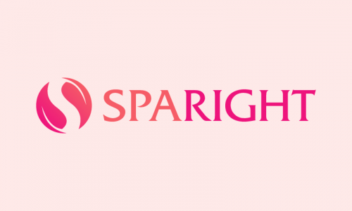 Sparight - Wellness business name for sale